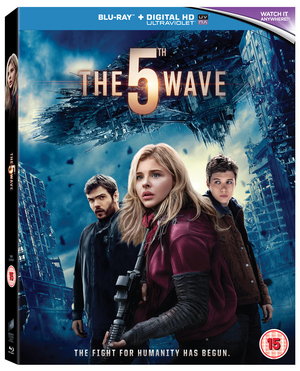 The 5th Wave (2016) (Blu-ray) (with UltraViolet Copy) (Retail Only)