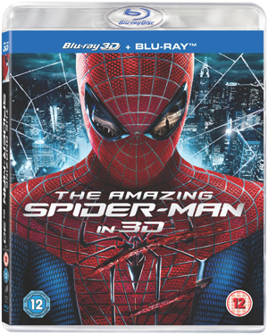 The Amazing Spider-Man (2012) (Blu-ray) (3D Edition) (Retail Only)