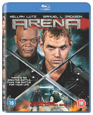 Arena (2011) (Blu-ray) (Retail / Rental)