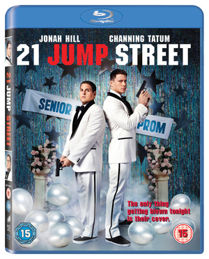 21 Jump Street (2012) (Blu-ray) (Retail Only)