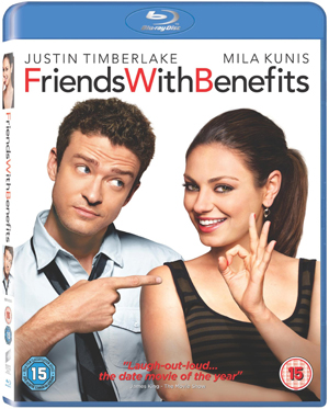 Friends With Benefits (2011) (Blu-ray) (Retail Only)