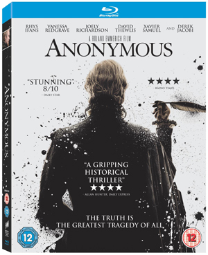 Anonymous (2011) (Blu-ray) (Retail Only)