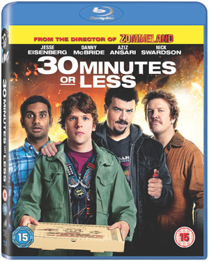 30 Minutes Or Less (2011) (Blu-ray) (Retail Only)