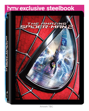 The Amazing Spider-Man 2 (hmv Exclusive) (2014) (Blu-ray) (Steel Book with UltraViolet Copy) (Retail Only)