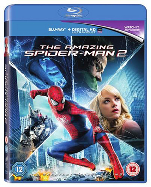 The Amazing Spider-Man 2 (2014) (Blu-ray) (with UltraViolet Copy) (Retail Only)