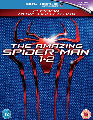 The Amazing Spider-Man/The Amazing Spider-Man 2 (2014) (Blu-ray) (with UltraViolet Copy) (Retail Only)