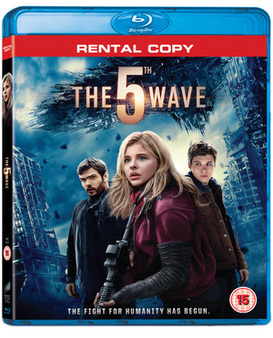 The 5th Wave (2016) (Blu-ray) (Rental)