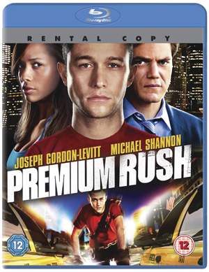 Premium Rush (2012) (Blu-ray) (Rental)