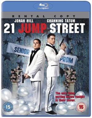 21 Jump Street (2012) (Blu-ray) (Rental)