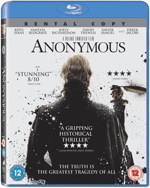 Anonymous (2011) (Blu-ray) (Rental)