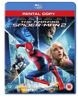 The Amazing Spider-Man 2 (2014) (Blu-ray) (Rental)