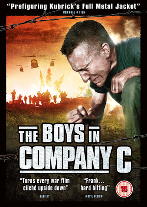 The Boys in Company C (1978) (Retail / Rental)