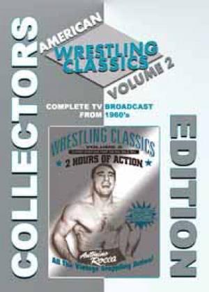 American Wrestling Classics: Volume 2 (Collector's Edition) (Retail / Rental)