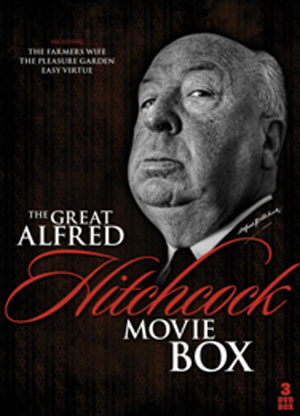 Alfred Hitchcock: The Great Alfred Hitchcock Collection (1928) (Retail / Rental)