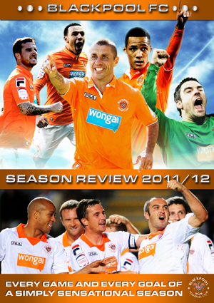 Blackpool FC: Season Review 2011/2012 (2012) (Retail / Rental)