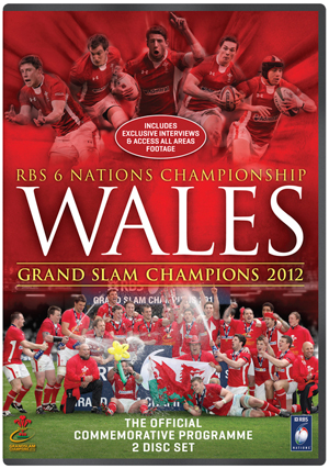 Wales Grand Slam 2012 - RBS 6 Nations Review (2012) (Retail / Rental)