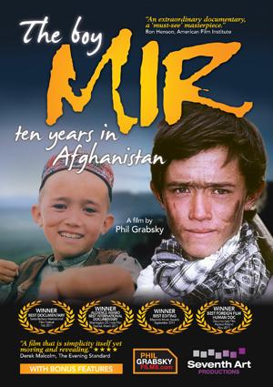 The Boy Mir - Ten Years in Afghanistan (2011) (Retail / Rental)