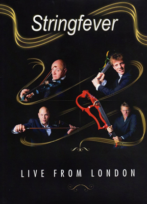 Stringfever: Live from London (Retail / Rental)