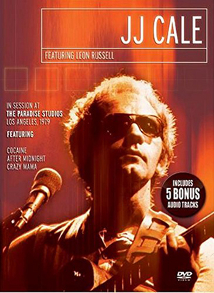JJ Cale Featuring Leon Russell: Live in Session (1979) (with CD) (Retail / Rental)