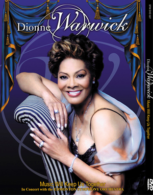 Dionne Warwick: Love Will Keep Us Together (1977) (Retail / Rental)