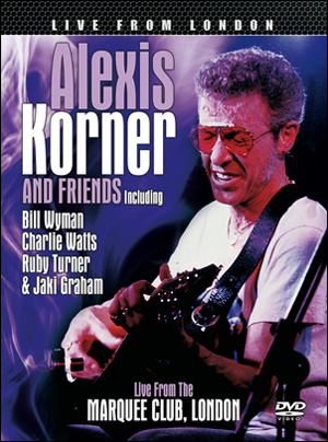 Alexis Korner and Friends: Live from London (1983) (Retail / Rental)