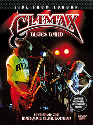 Climax Blues Band: Live from London (1984) (Retail / Rental)