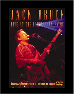 Jack Bruce: Live at the Canterbury Fayre (Retail / Rental)