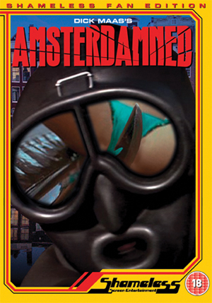 Amsterdamned (1988) (Retail / Rental)