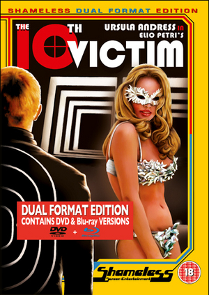 The 10th Victim (1965) (with Blu-ray - Double Play) (Retail Only)