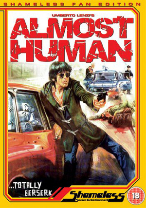 Almost Human (1974) (Deluxe Edition) (Retail / Rental)