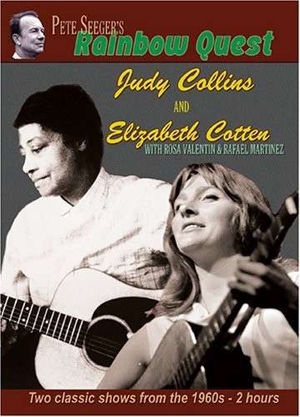 Pete Seeger's Rainbow Quest: Judy Collins/Elizabeth Cotten (Retail Only)