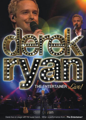 Derek Ryan: The Entertainer Live! (Retail Only)