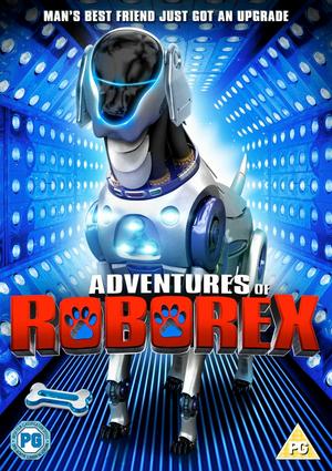 The Adventures of RoboRex (2014) (Retail / Rental)