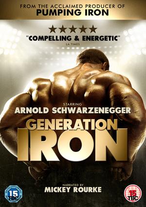 Resultado de imagen para Generation Iron
