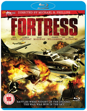 Fortress (2011) (Blu-ray) (Retail / Rental)