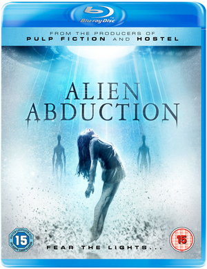 Alien Abduction (2014) (Blu-ray) (Retail / Rental)