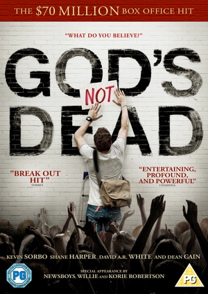 God's Not Dead (2014) (Retail / Rental)