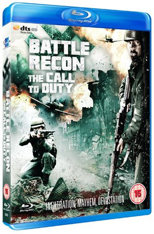 Battle Recon - The Call to Duty (2011) (Blu-ray) (Retail / Rental)