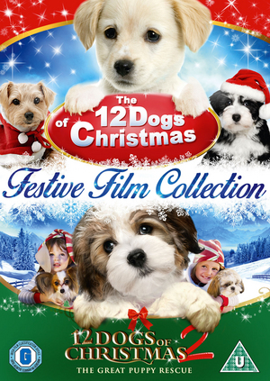 The 12 Dogs of Christmas/12 Dogs of Christmas: Great Puppy Rescue (2012) (Retail / Rental)