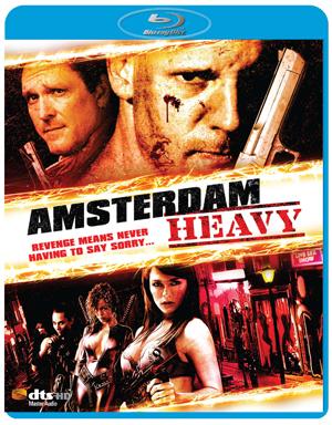 Amsterdam Heavy (2011) (Blu-ray) (Retail / Rental)