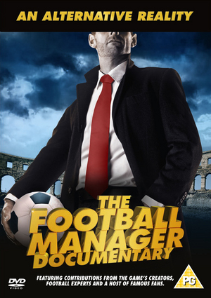An Alternative Reality: The Football Manager Documentary (2014) (Retail / Rental)