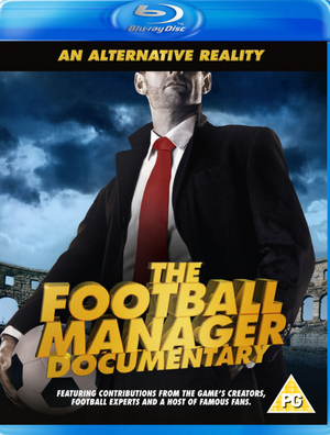 An Alternative Reality: The Football Manager Documentary (2014) (Blu-ray) (Retail / Rental)