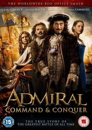 The Admiral - Command and Conquer (2015) (Retail / Rental)