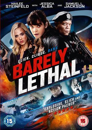 Barely Lethal (2015) (Retail / Rental)
