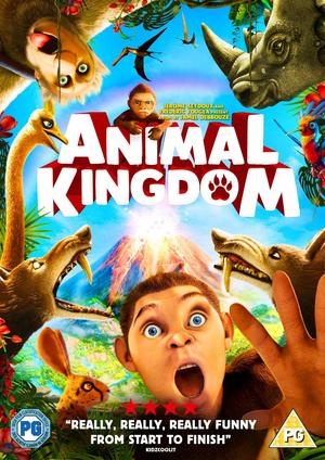 Animal Kingdom - Let's Go Ape (2015) (Retail / Rental)