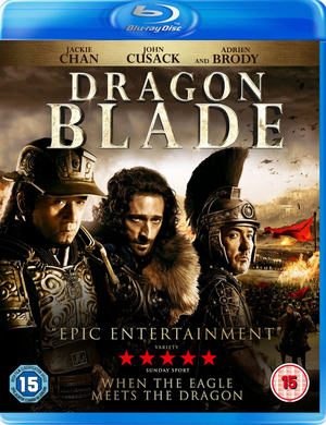Dragon Blade (2015) (Blu-ray) (Retail / Rental)