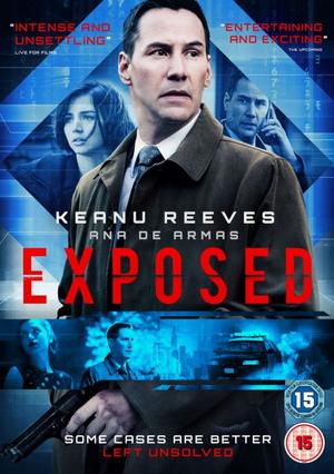 Exposed (2016) (Retail / Rental)