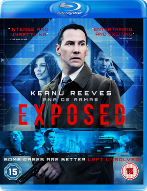 Exposed (2016) (Blu-ray) (Retail / Rental)