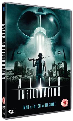 Alien Infiltration (2010) (Retail / Rental)