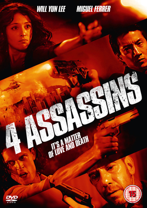 4 Assassins (2011) (Retail / Rental)